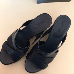 c0cf654ca185 Jimmy Choo Shoes - Barely worn Jimmy Choo Prisma wedges